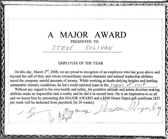 major_award