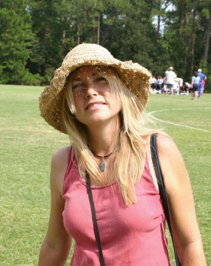 Chubby soccer mom